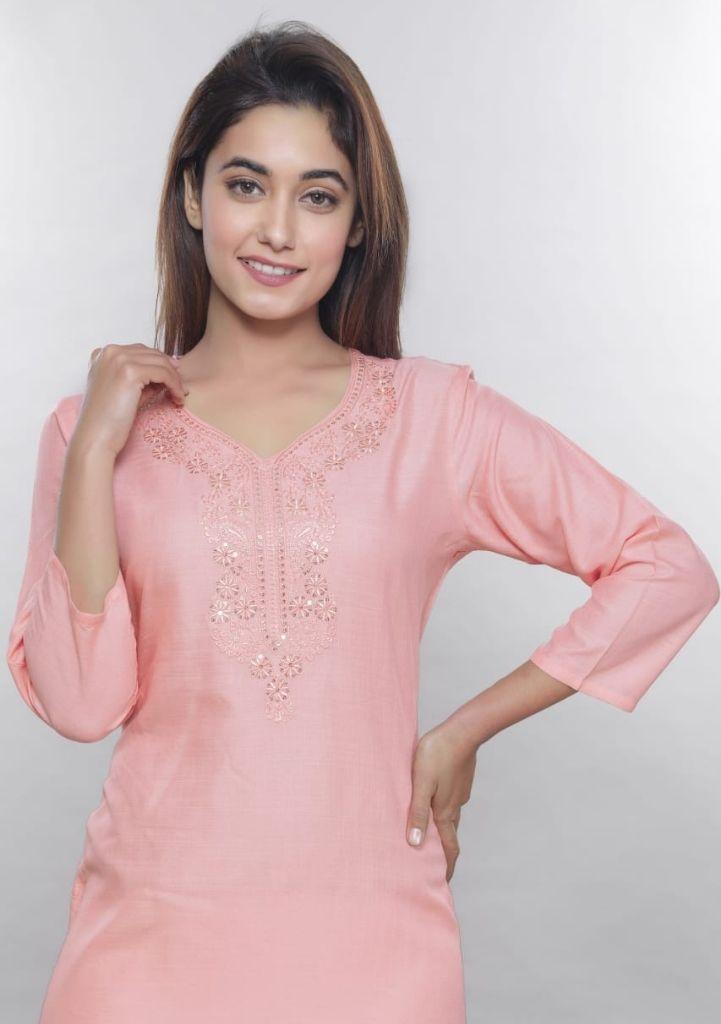 Pakistani designer kurta